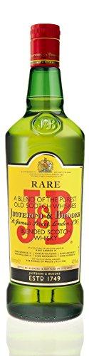 J&B Blended Scotch Whisky 1L