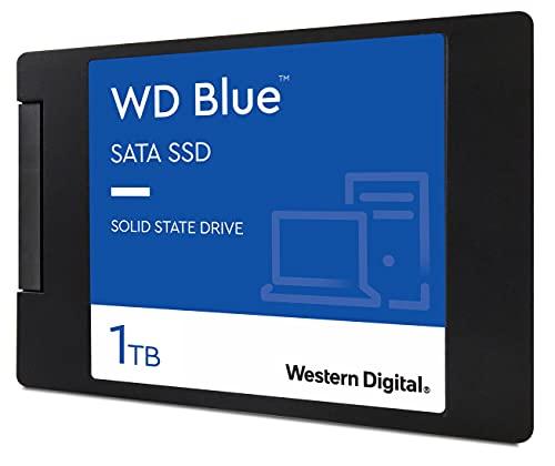 Western Digital SSD 1TB WD Blue PC PS4 2.5インチ 内蔵SSD WDS100T2B0A-EC 【国内正規代理店品】