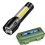 Care 4 Tactical Flashlight + Desk Lamp with Gift Box Focus Zoom Torch