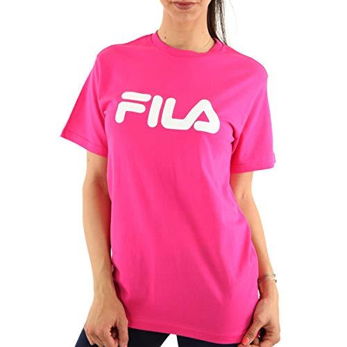 Fila Classic Pure T-Shirt Fucsia 681093.A163 (XS - Fucsia)