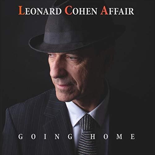 Gary Snider & Leonard Cohen Affair