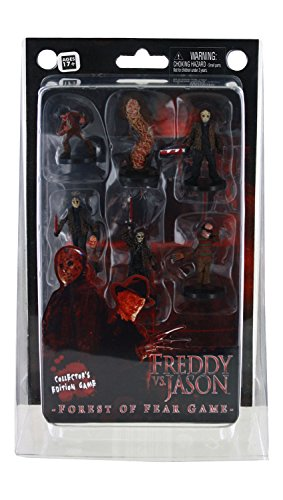 Freddy vs. Jason Collector´s Edition Game Forest of Fear