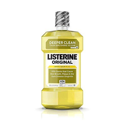 Listerine Antiseptische, Original, 33,8oz (Pack von 6)