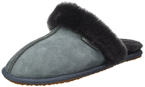 Tamaris Damen 27300 Pantoffeln, Grau (Grey 200), 41 EU