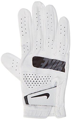 Nike GG0511-101 Gant de Golf Homme Noir/Blanc, FR : L...