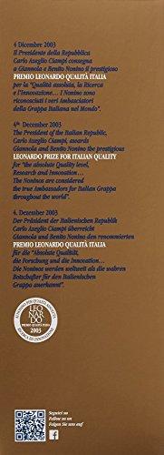 Nonino Grappa Il Prosecco Monovitigno im Barrique gereift 41% vol. in Geschenkpackung (1 x 0.7 l) - 6