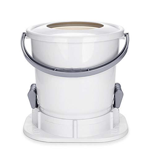 ALUCE Lavadora de manivela Manual Deshidratador, No es Necesario Usar Electricidad, Tirar y recolectar, deshidratación fácil, con Pedal Lavadora De Ropa Motion Fitness