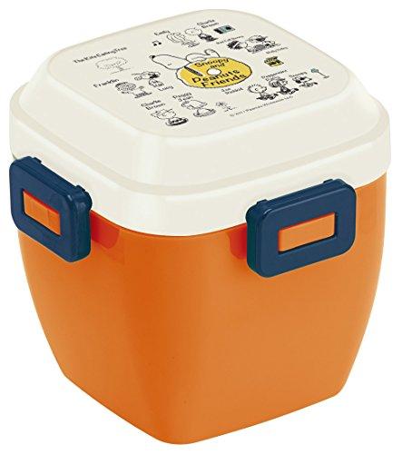 Skater boîte à Lunch Box déjeuner Salade fuites moelleuses 620ml Snoopy Amis PFDN6N