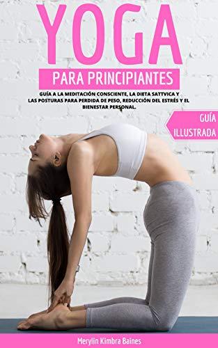 Yoga para principiantes de Merylin Kimbra Baines