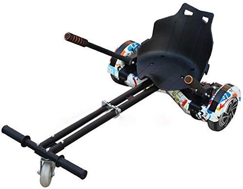 """Hoverseat Hoverkart Sitz Erweiterung, Hoverkart Go Kart Hover Sitz Hoverboard für 6.5\"""" 8\"""" 10\"""" Balance Scooter Roller Zubehör"""