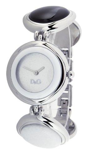 D&G Dolce&Gabbana Damen-Armbanduhr Analog Quarz Edelstahl DW0658