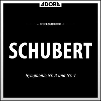 Schubert: Symphonie No. 3, D. 200 - Symphonie No. 4, D. 417