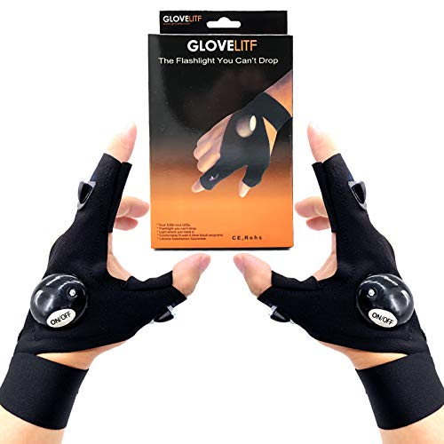 Guantes Led marca YUESUO