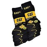 Caterpillar 12|18|30 Paar REAL Work Socks CAT Größe 43-46 (12)