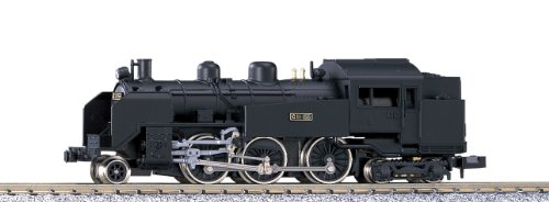 N Scale Steam Locomotive C11 #2002 [Japan Import] by Kato