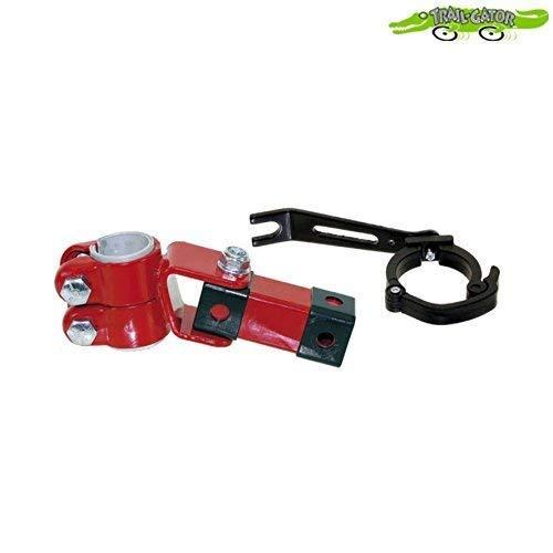 Trail-Gator 01250215 Bicicleta Sattelstützen-Set Adaptador Barra Tandem Segunda Moto