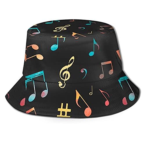 DJNGN Patrón sin Costuras de Cactus Unisex Casual Bucket Sun Hat Gorra de Pescador para Pesca Senderismo Camping