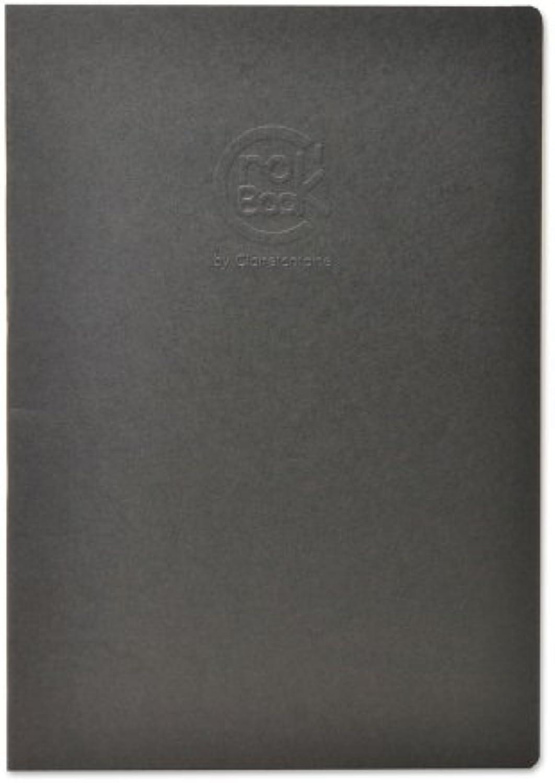 Clairefontaine 5 Stück crok' Books Piqué A4 Der Französische Farbe schwarz 90 g 24 F B01CLYKJLC  | Charakteristisch