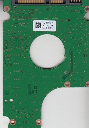 ST1000LM024, HN-M101MBB/LC2, 2BA30001, 100720903, Samsung SATA 2.5 Leiterplatte (PCB)