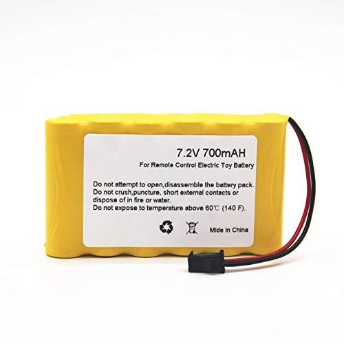 7.2v AA 700mah batería para RC Coche Barco Juguetes eléctricos Juguetes de...