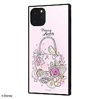 イングレム iPhone 11 Pro Max ケース, カバー ディズニー OTONA 耐衝撃 ストラップ ホール付き ハイブリッドケース KAKU/オーロラ/OTONA Princess IQ-DP22K3TB/AU002
