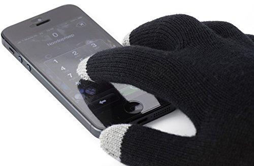 Smartphone tablette gants convient également pour les gants pour écran tactile