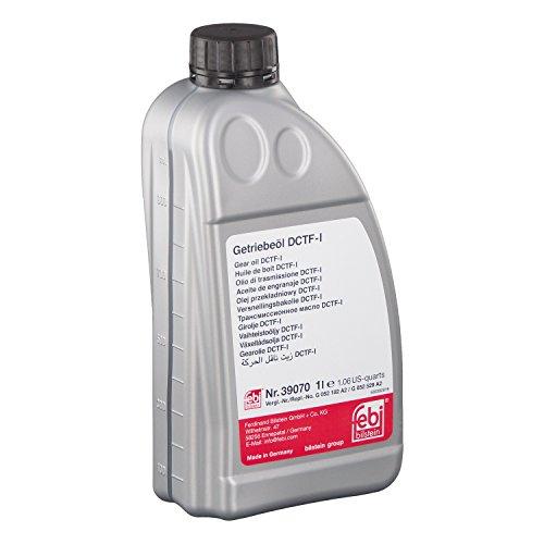 febi bilstein 39070 Getriebeöl für Direktschaltgetriebe (DCTF-1) , 1 Liter