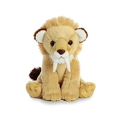 Amazon Com Sabertooth Tiger Toy