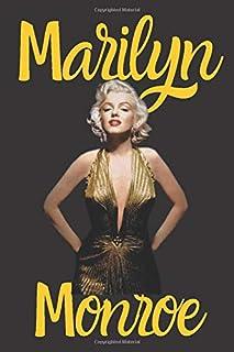 Marilyn Monroe: Marilyn Monroe Journal | Blank Lined Journal