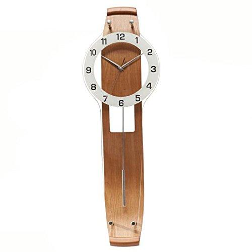 Wanduhr Die Ursprünglichen Europäischen Stil Wohnzimmer Büro Stil Hölzerne Persönlichkeit Stumm Uhr Uhr,A