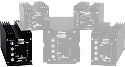 NewMar DC-DC Converter, MFG# 32-12-35, 20-50 VDC Input to 13.6VDC Output @ 35 Amps Int/30 Amps Cont.