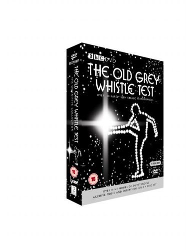 Old Grey Whistle Test: Volumes 1-3 (4 Dvd) [Edizione: Regno Unito] [Edizione: Regno Unito]