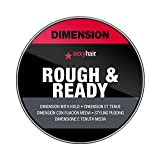SEXYHAIR Style Rough & Ready Dimension with Hold Hair Creme, 2.5 oz