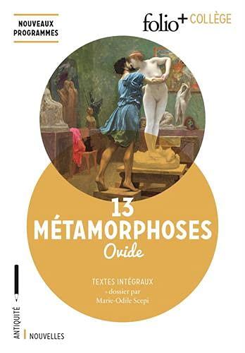13 Métamorphoses