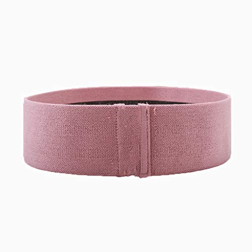 ZGF Yoga Fitness-elastischer Ring Female Widerstand 120 Pfund Hip Lifting Resistance Band Squat Hip Hip Anti-Rutsch-Ring Zugband,Blau
