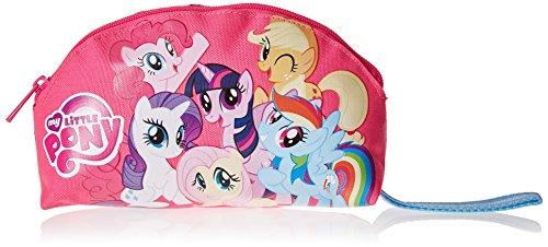 Portapenne My Little Pony - Scuola, Poliestere, Multicolore