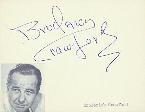 Max 86% OFF Broderick Crawford Max 59% OFF - Signature