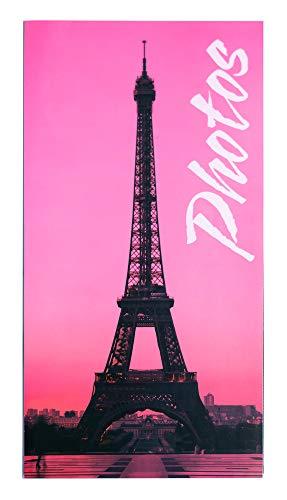 Erik Afs96101505 - Album Foto 10X15 Cm, 96 Tasche, Copertina Morbida - Parigi
