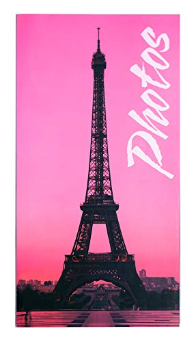 ERIK - Álbum de fotos París, 96 compartimentos para fotos de 10x15 cm