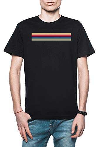 Rundi Suerte Decimotercero Hombre Camiseta Negro Tamaño M - Men's T-Shirt Black