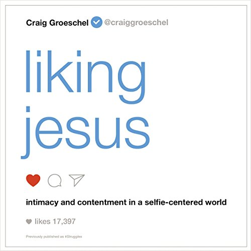 Liking Jesus cover art