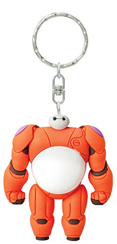Toy Zany Disney Big Hero 6 Baymax 3D Figural Keyring