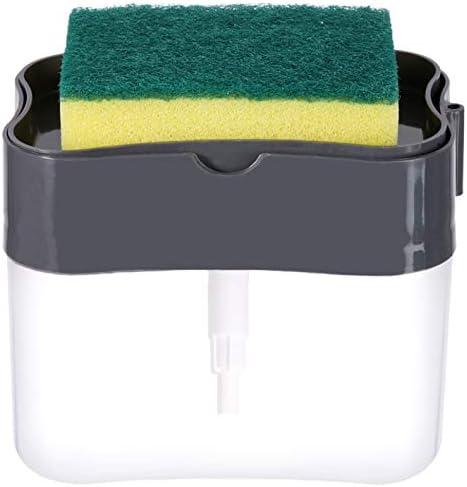 13 OZ Soap Pump Dispenser and Finally popular brand for Holder Caddy Ranking TOP13 Sponge Sink