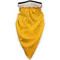 Tissu anti-humidité, transfère l'humidité loin de votre corps et à l'extérieur du bandana sans couture, vous gardant au frais. Et protégez-vous du soleil pendant les journées chaudes, extensible, confortable et respirant. Convient à la plupart des ta...