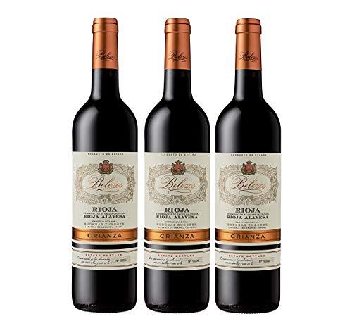 BELEZOS Belezos crianza, pack de 3 botellas - 2250 ml