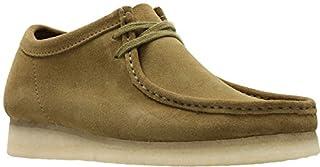 CLARKS Men's Wallabee Boot Tan Tumbled Leather Boot (B01JM4EQ3Q) | Amazon price tracker / tracking, Amazon price history charts, Amazon price watches, Amazon price drop alerts