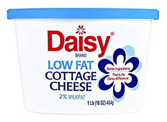 Daisy, 2% Small Curd Cottage Cheese, 16 oz