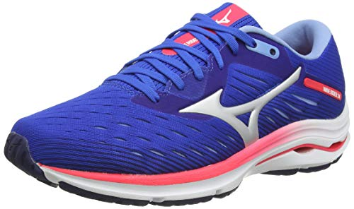 Mizuno Wave Rider 21 Running Shoe, Zapatillas de Correr Mujer