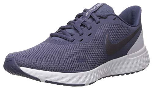 Nike Women's Revolution 5 Running Shoe, Sanded Purple/Dark Grey-Amethyst Tint, 8.5 Wide US