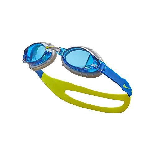 Nike Schwimmbrille Chrome Goggle Unisex Junior NESSA188-400